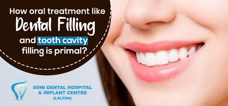 How oral treatment like dental filling and tooth cavity filling is primal?